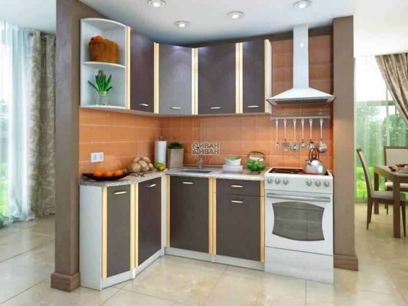 Кухонный гарнитур угловой Бланка в интернет магазине Диван-Диван