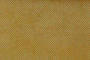 Ткань № 26. Велюр CABRIO-27 желтый