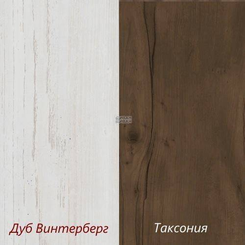 цвет Дуб Винтерберг / Таксония