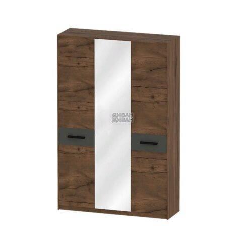 Глазго Шкаф 3 двери