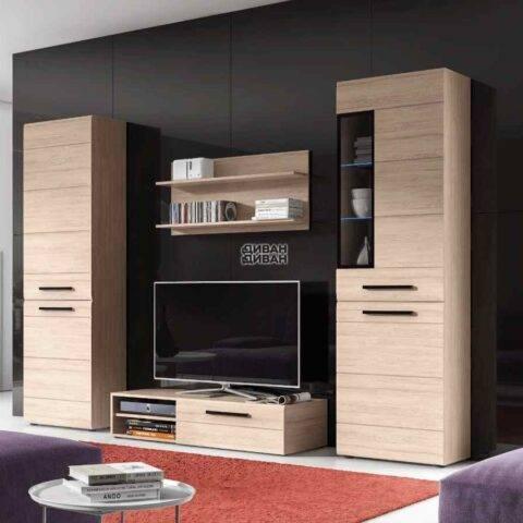 комплект мебели кёльн Дуб Сонома 3