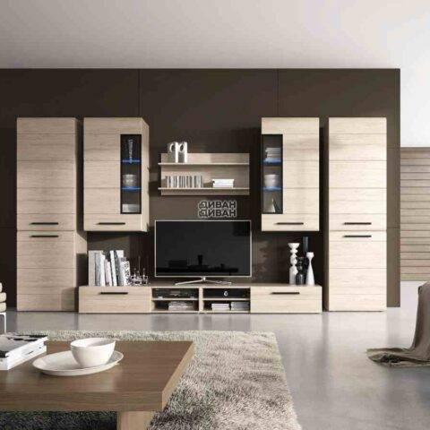 комплект мебели кёльн Дуб Сонома 4