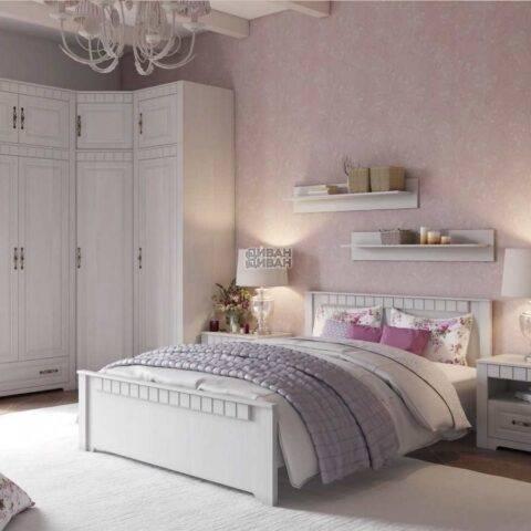 Прованс кровать комплект