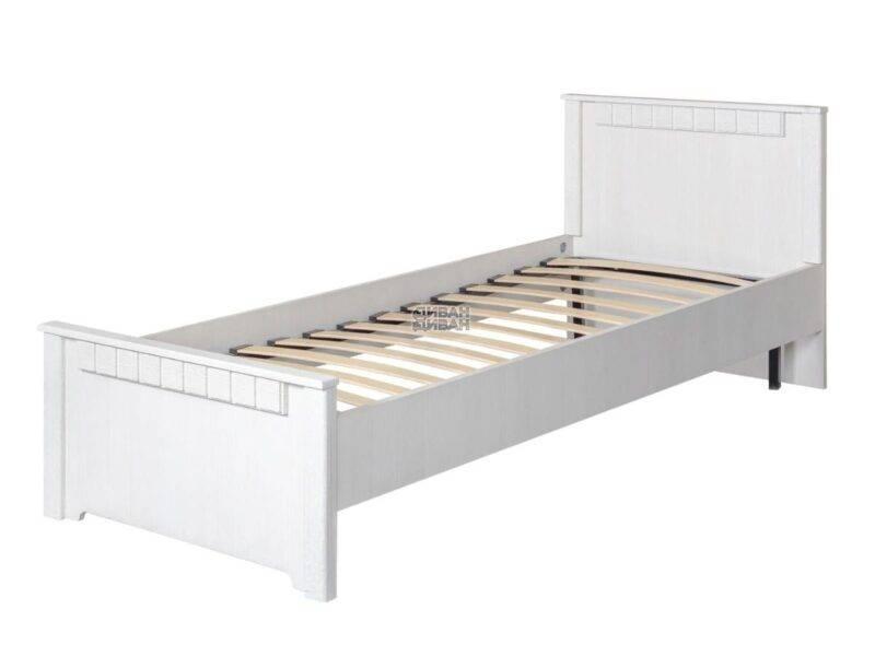 Прованс кровать 900 ортопедическое основание