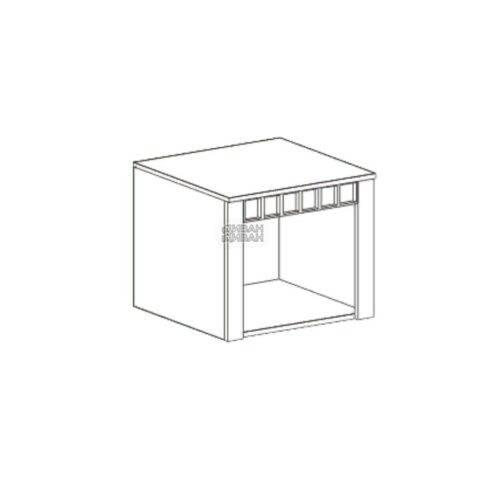 Прованс спальня антресоль 1-дв-схема