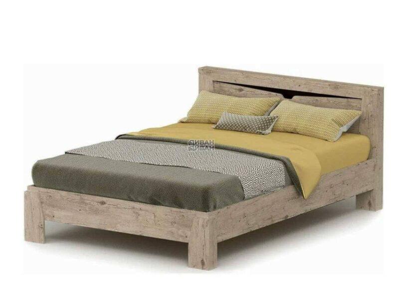 соренто кровать 1800 Дуб стирлинг