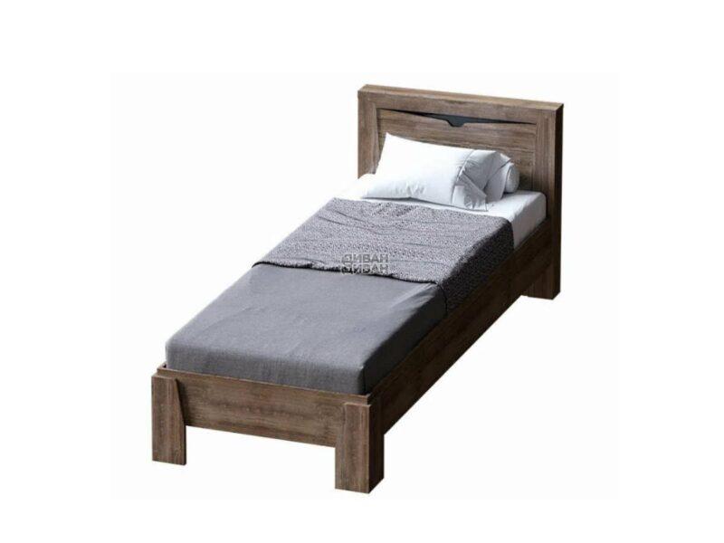 соренто кровать 900 Дуб бонифаций