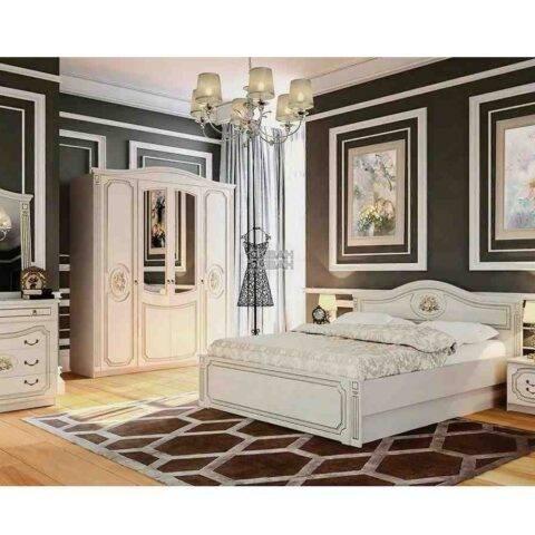 верона комплект мебели в спальню мбг