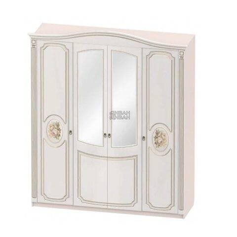Верона спальня Шкаф 4-хдверный