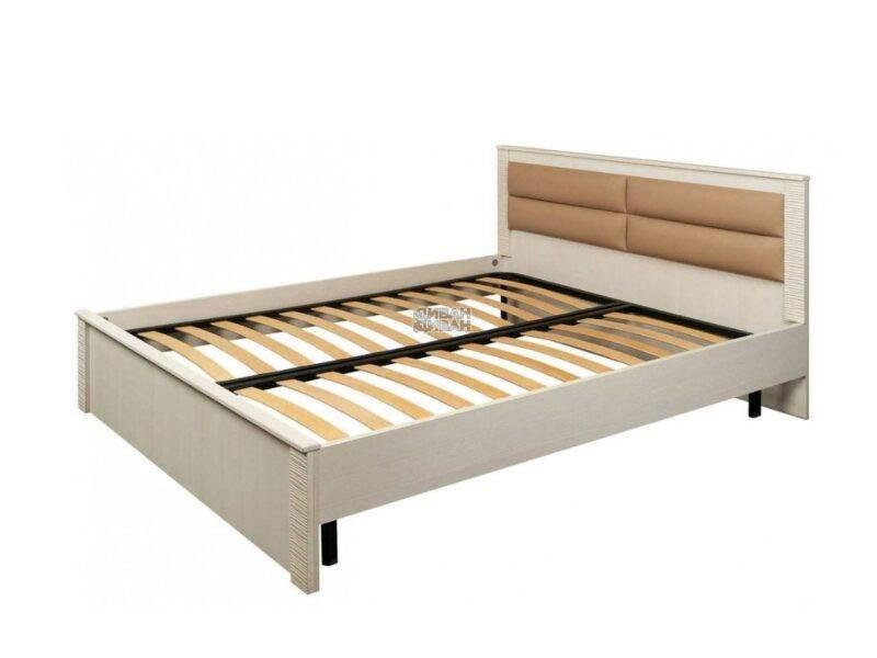 Кровать Элана 1400 ортопедическое основание