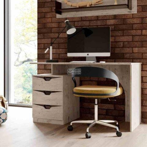 Соренто гостиная стол письменный бодега-1
