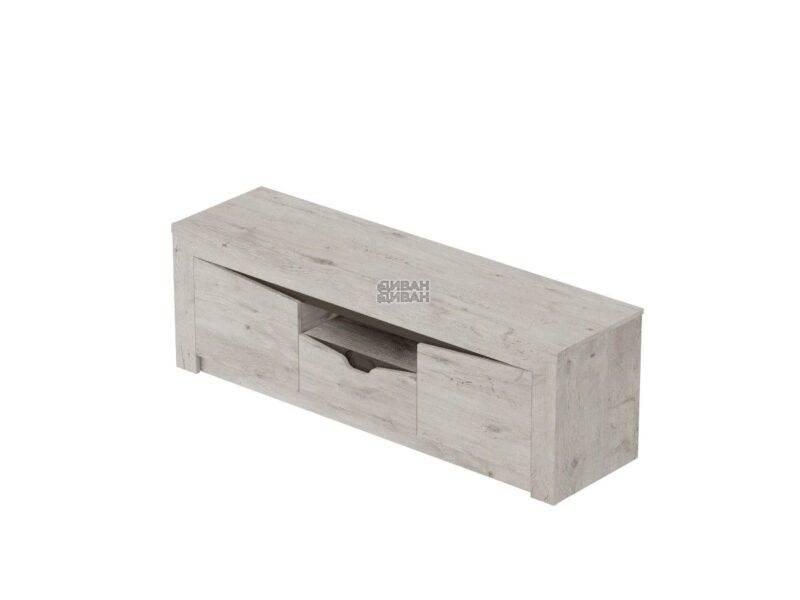 Соренто гостиная Тумба ТВ с 2 дверцами и ящиком