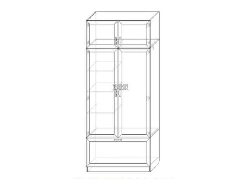 шкаф 401-1