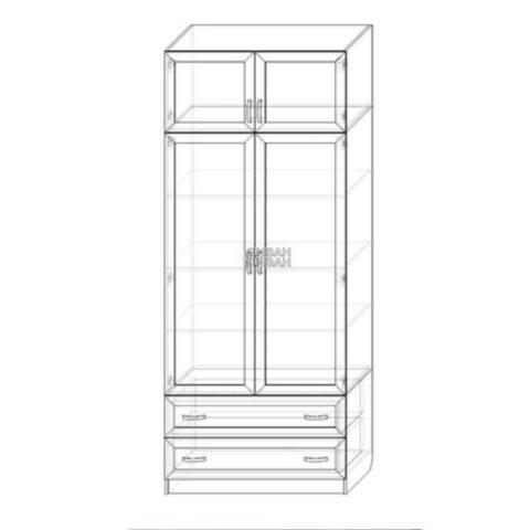 шкаф 402 схема