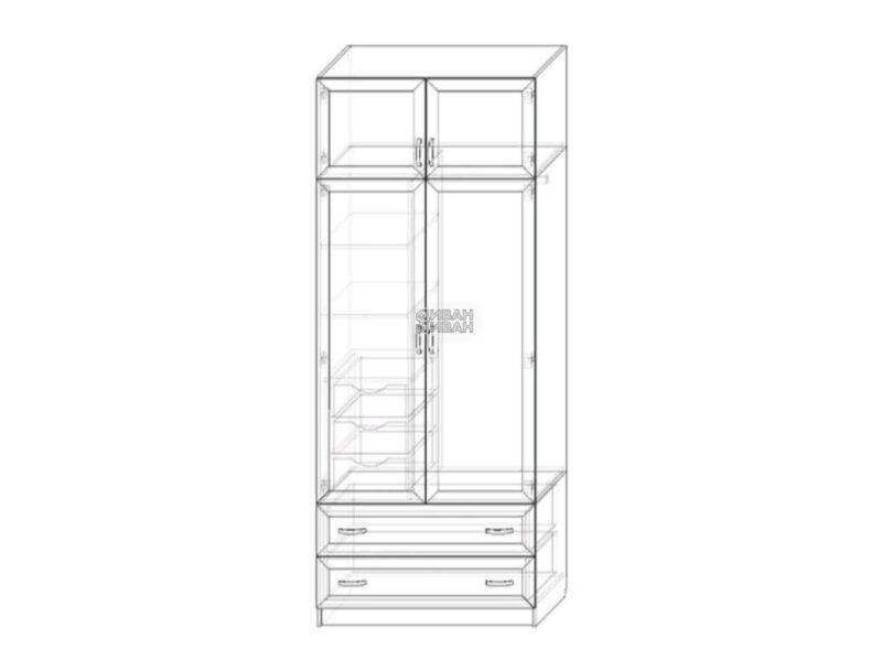 шкаф 407 схема